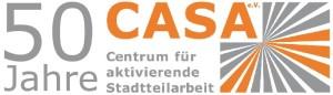 CASA 50-Sticker